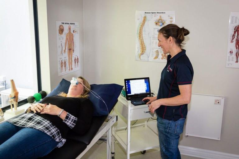 ECAL Metabolic Testing