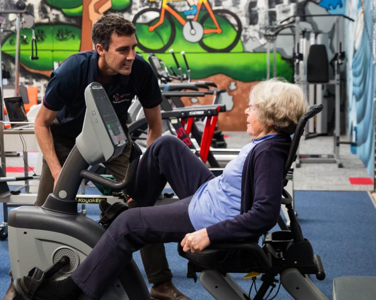 Rehabilitation & Conditioning
