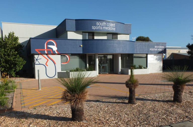 South Coast Sports Medicine Building